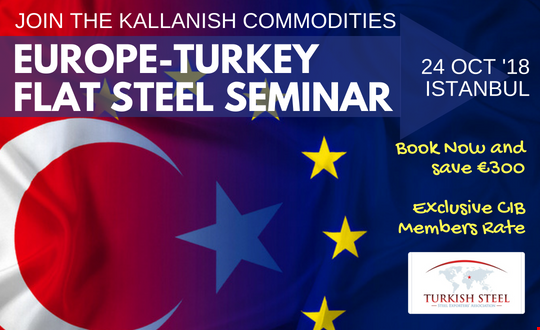 Euro-Turkey Flat Steel Seminar