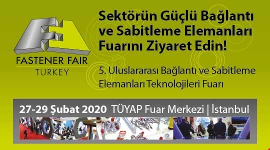FASTANER FAIR TURKEY