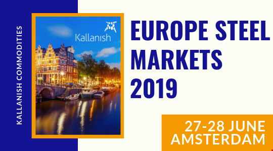 Europe Steel Markets 2019