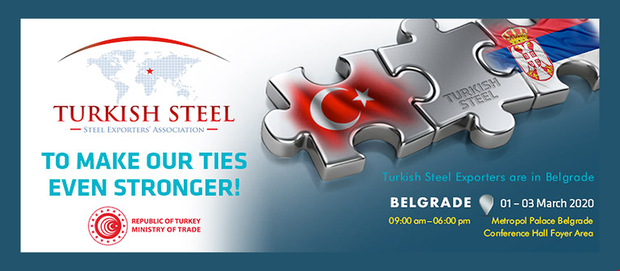 Turkish Steel Exporters are in Belgrade