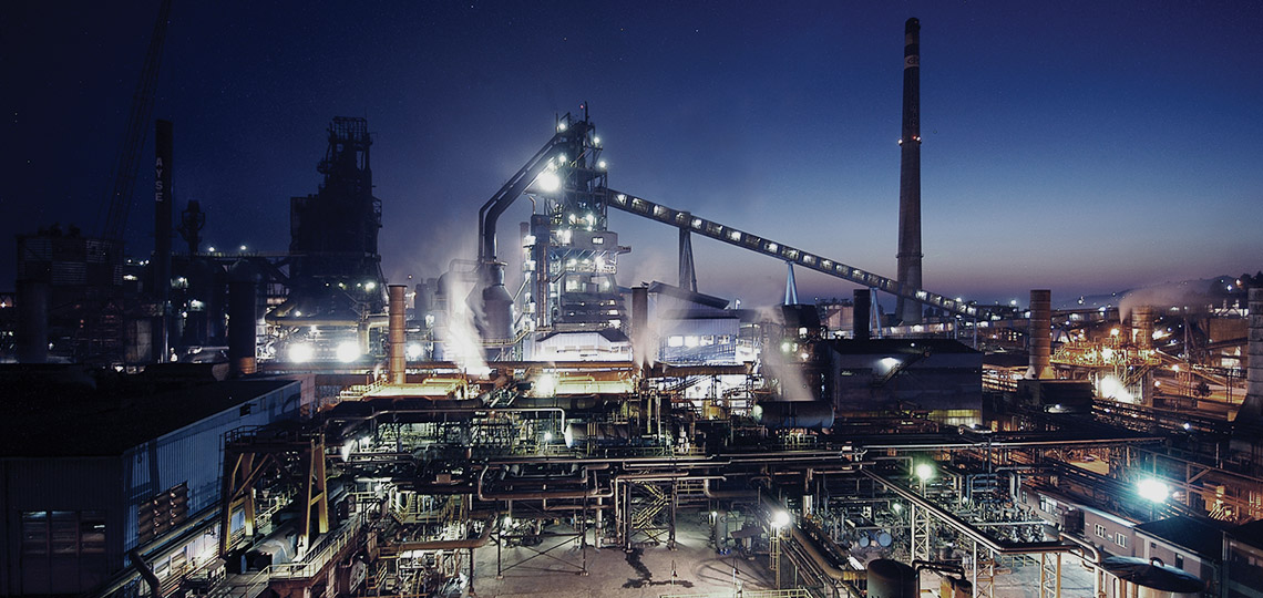 World's 8th largest steel producer